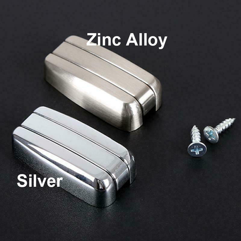 Alloy Silver Camper Caravan Motorhome Bathroom Towel Small Hook Coat Hook Key Hook RV Accessories Hidden