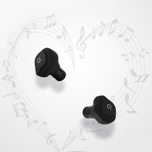 AF-A1 TWS Wireless Bluetooth Earphones In-ear Earbuds Earphone Headset With Mic Noise Cancellation For Apple Huawei Xiaomi dodocool magnetic bluetooth earphone v4 1 headset wireless earbuds stereo sport earphones with hd mic cvc 6 0 noise cancellation