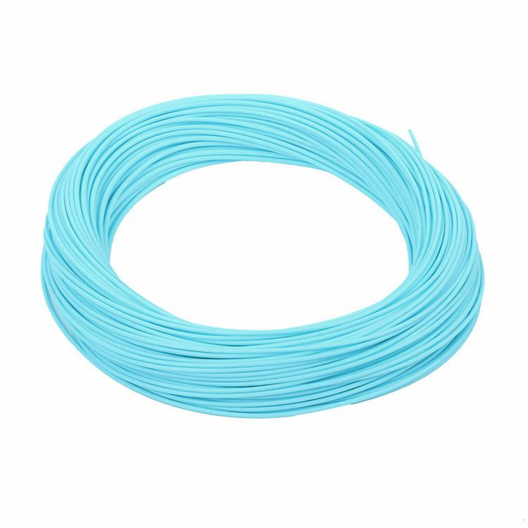 Mounchain 100FT Fly Fishing Line Weight Forward Floating WF-2-8F  Blue