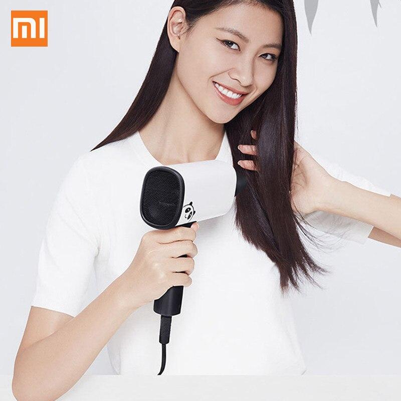 Xiaomi Soccas SMATE SH-A162 maison haute puissance/pliage/Ion négatif/Air chaud froid sèche-cheveux de Xiaomi youpin