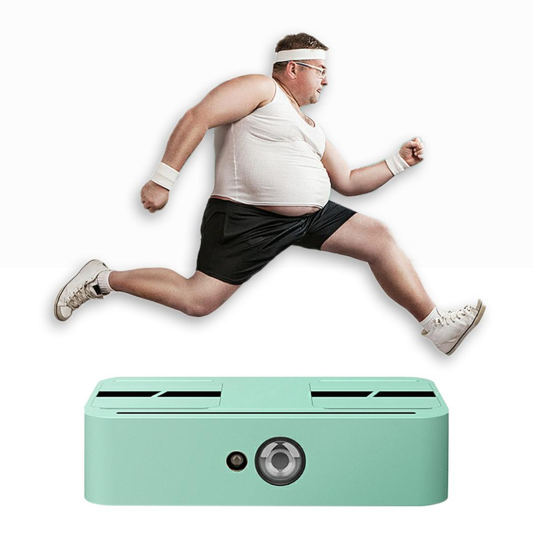 Mini Portable Treadmill Home Fitness Weight Infrared Loss Equipment Bluetooth, Wifi Control, APP Control 10MMini Portable Treadmill Home Fitness Weight Infrared Loss Equipment Bluetooth, Wifi Control, APP Control 10M