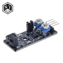 Ótimo it KY-032 4pin ir infravermelho, módulo de sensor de evitação, diy, carro inteligente, robô ky032 para arduino