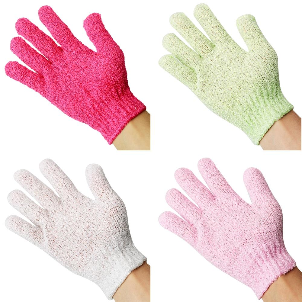 Cuozao Towel Gloves Bathroom Products Bath Scrub Brushes Massage Sponges Shower Scrubbers