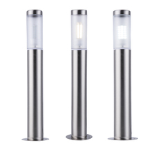 led Garden Light path way lawn lamp with E27 bulb inside Sta