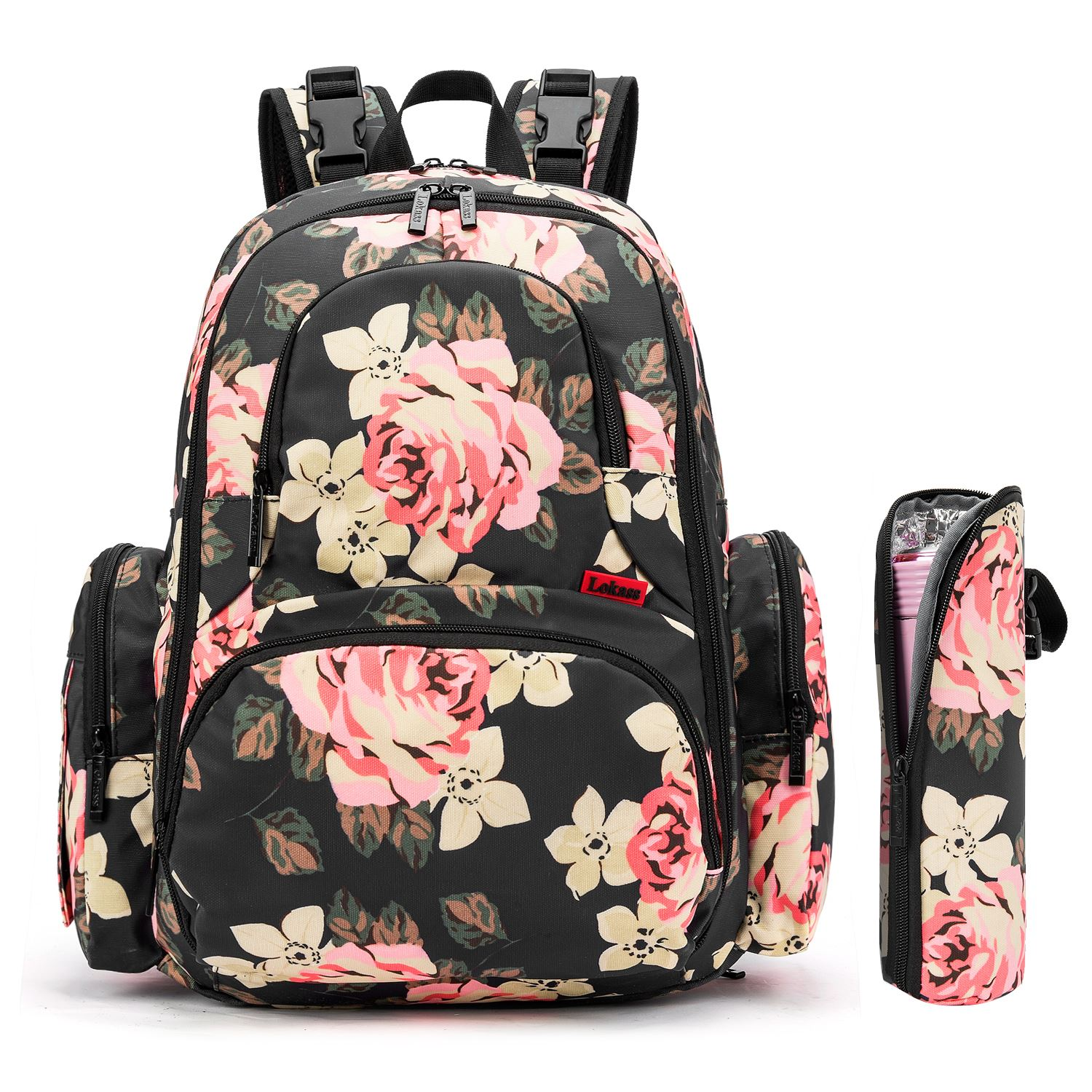 CoolBELL Brand Mummy Maternity Nappy Bag Large Capacity Baby Kids Bag Multifunctional Travel Backpack Baby Care