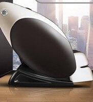 4d Роскошные разведки космической капсулы, массажные кресло бытовой всего тела месить много Функция Автоматический Массажное кресло диван