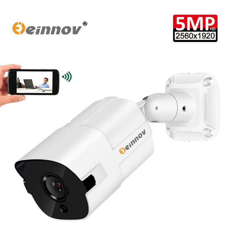 Remote-Monitoring Ip-Camera Surveillance Video CCTV Night-Vision Waterproof Outdoor Security