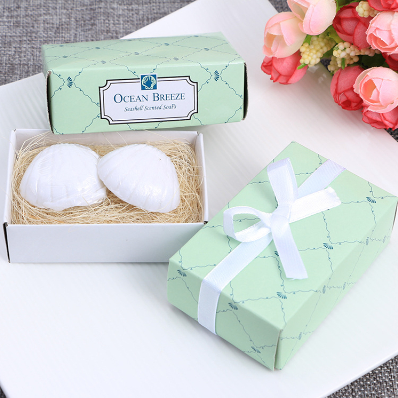 Cute Handmade Soap Hand Face Cleansing Shampoo Bath And Body Soaps Wedding Gift Box Packaging Mini Soap TSLM1