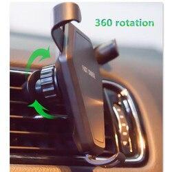 Nowa sprzedaż CAR STYLING 10W bezprzewodowa ładowarka dla Mazda 3 6 CX 5 323 5 CX5 2 626 MX5 dla Skoda Octavia A5 A7 2 1 Rapid Fabia 1 2 w Okrągłe uchwyty na drobne do opłat drogowych od Samochody i motocykle na