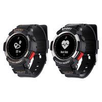 F6 Smart Watch IP68 Waterproof Pedometer Heart Rate Monitor Multi Sport Modes Fitness Tracker Smartwatch