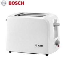 Компактный тостер, материал корпуса: пластик Серия CompactClass Цвет: белый Bosch TAT3A011