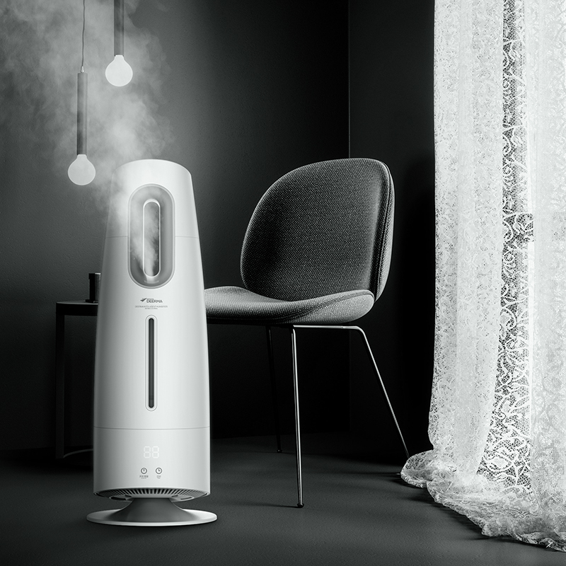 Xiaomi Deerma  Humidifier 4L Air Purifying for Air-conditioned rooms Office household With Filter
