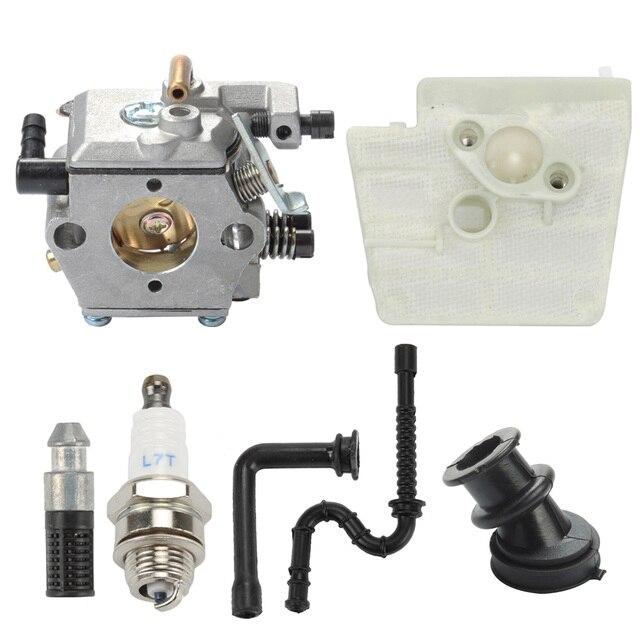 carburetor air fuel filter intake boot for stihl 024 026 ms240 ms260 ms 240  260 carb