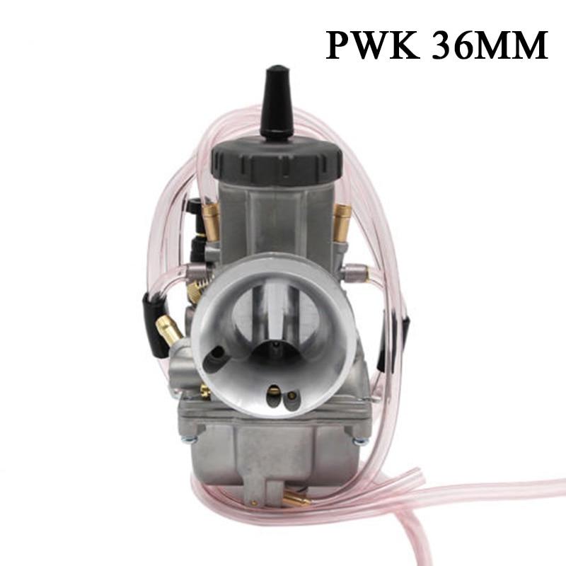 1 carburateur xPWK 36mm convient pour Keihin Carb moto Scooter Dirt Bike pour moto avec moteur de carburateur 125cc à 300cc