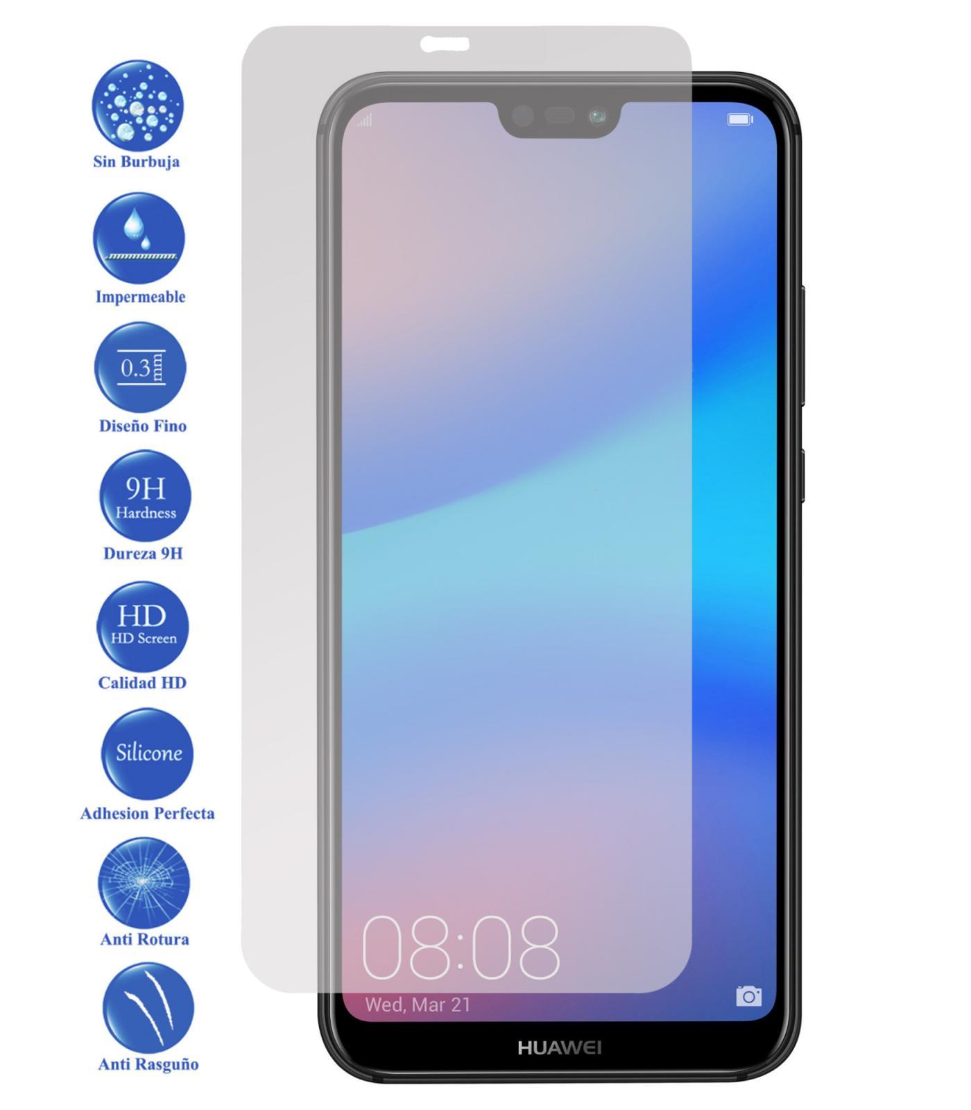 Protector huawei p20, Cristal Templado 9H Premium Huawei P20