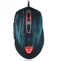 2018 Motospeed V60 5000 DPI Wired Gaming Mouse 7 Keys Rato com fio Computer Peripherals
