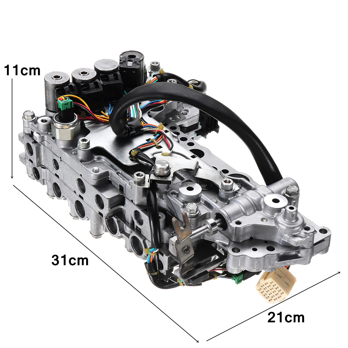 US $201 66 |CVT JF010E RE0F09A / B Transmission Valve Body for Nissan  Murano Maxima Altima with Solenoids 31x21x11cm Iron + Aluminum-in Automatic