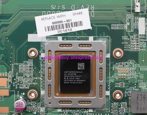 Image 3 - Подлинная материнская плата для ноутбука HP 17 17Z 17 P серии 809985 601 809985 001 809985 501 DAY21AMB6D0 UMA w A10 7300