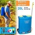 20L Intelligente Lithium-Batterie Elektrische sprayer Landwirtschaft Pestizid hochdruck ladung spender Garten ausrüstung