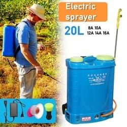 20L inteligente de la batería de litio del rociador eléctrico pesticidas agrícolas de alta presión a cargo de equipos Jardín de