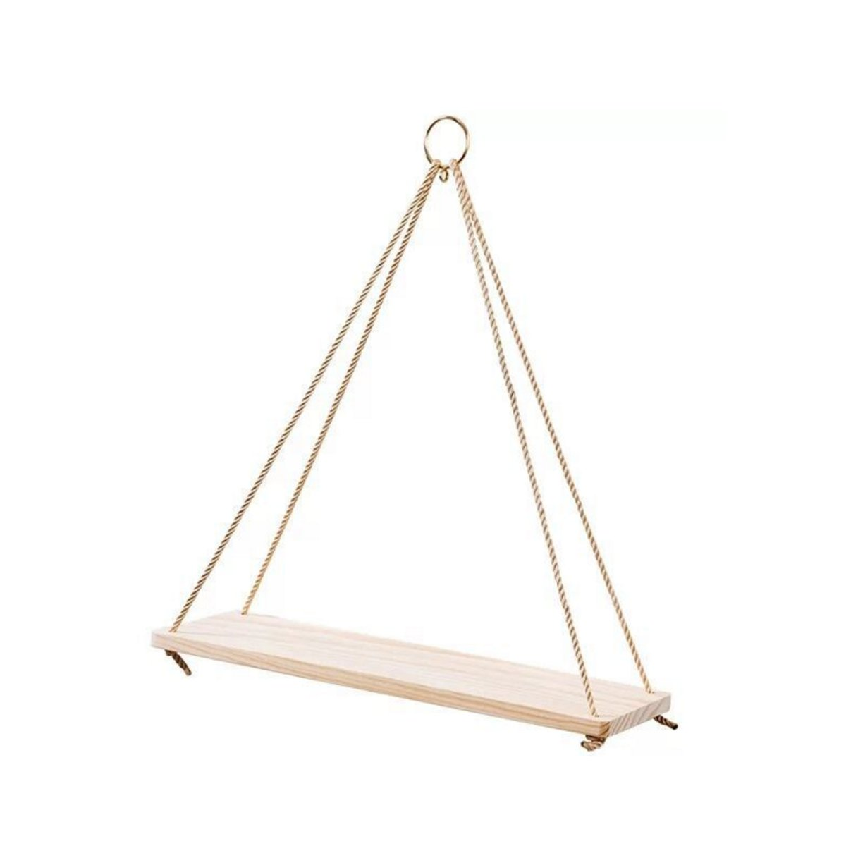 Ins Led Light String Concise Hemp Rope Wall Shelf Photo Clip Led Decorative Lights For Home Garden Party Wooden Night Light Gift Lights & Lighting