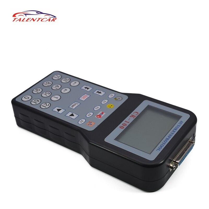 Haute Qualité V45.09 CK-100 Auto Clé De Voiture Programmeur CK100 CK 100 V45.09 Programmeur principal Soutien Code Pin Lecteur Fonctions