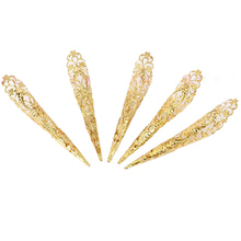 Jewelry Costumes Songyuexia Nail-Dance Peacock Indian Dancing Golden-Finger Thai