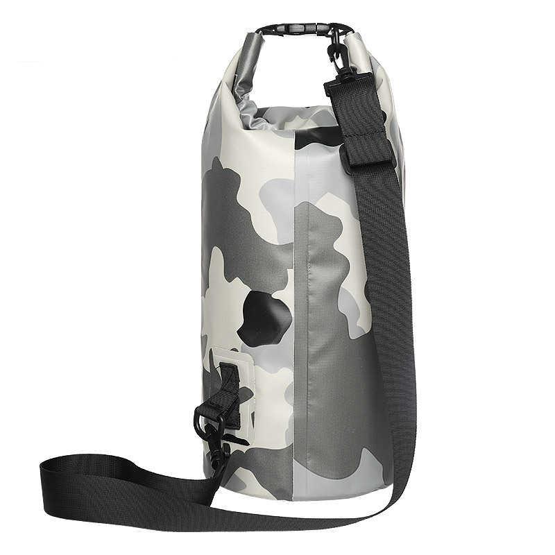 Сухой мешок Открытый Дрифт мешок речной трассировки плавание путешествия пляж Подводное плавание водостойкий мешок 500D ткань из пвх сетка водонепроницаемый рюкзак