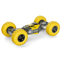 1:16 Scale Two Transformation Modes Remote Control Toy 10KM/H RC Off Road Car Double Sided Twisted RC Car