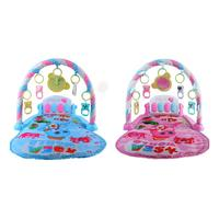 Baby Pedal Piano Body Building Instrument For Newborn Baby Music Game Blanket Toy Ringing Bell Baby Fitness Game Pad
