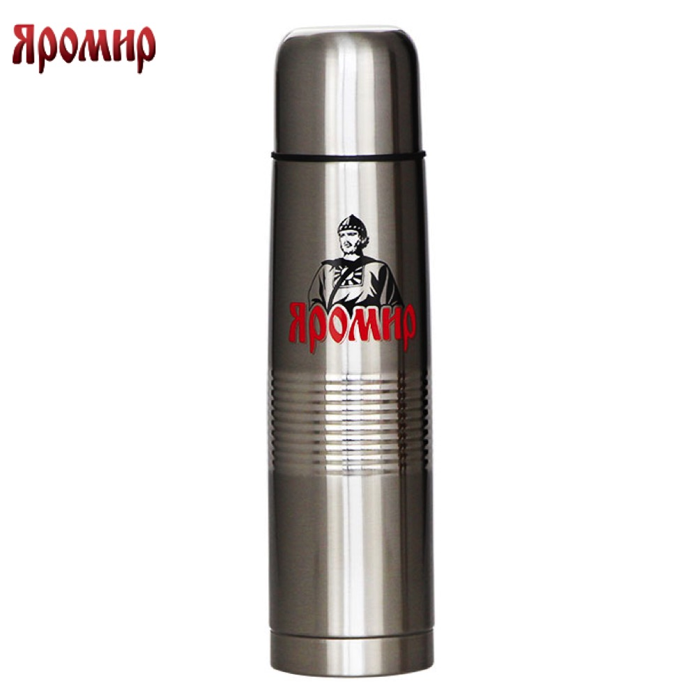 Vacuum Flasks & Thermoses Yaromir YAR-2032M thermomug thermos for tea Cup stainless steel water korean penguin vacuum cup water bottle mug coffee tea stainless steel thermos food jar thermal container insulated soup holder