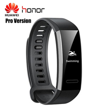 4fc1f1dab79 Huawei Banda PMOLED 2 Pro GPS Esportes Pulseira Inteligente Sono Tela Monitor  de Freqüência Cardíaca Esportes Lembrete Sedentári.