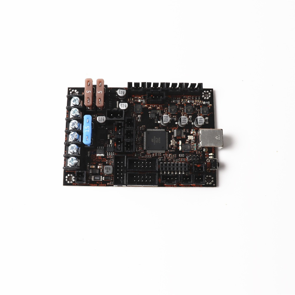 US $82 56 13% OFF|Einsy Rambo 1 1a Mainboard Reprap Prusa i3 MK3  motherBoard With 4 TMC2130 Stepper Drivers SPI Control 4 Mosfet Switched  Outputs-in