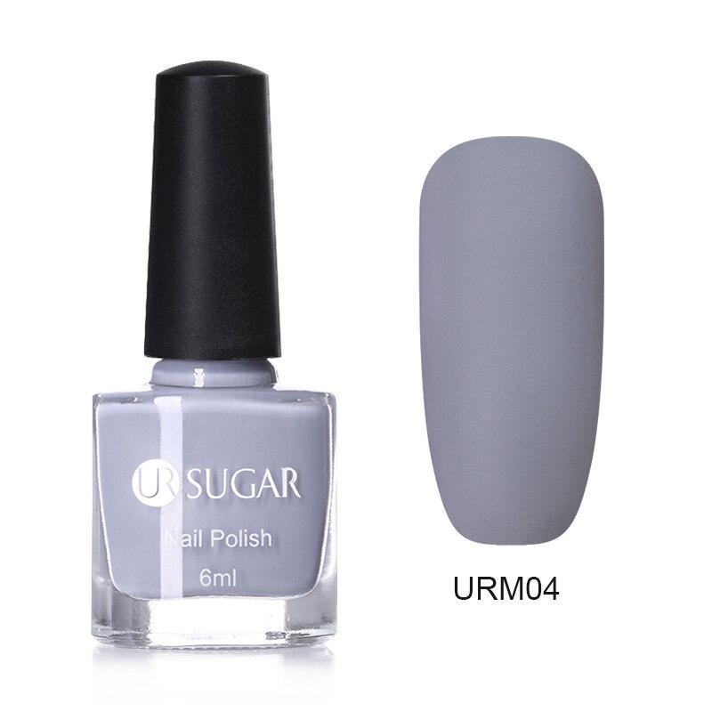 Matte Nail Polish Mirror Long Lasting Nail Art Varnish Dull Esmaltes Manicure Quick Dry Nail Gel Permanent Nail Lacquer