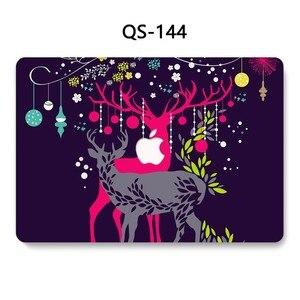 Image 2 - Для MacBook Air Pro retina 11 12 13,3 15,4 дюймов для ноутбука чехол для ноутбука MacBook с защитной клавиатурой