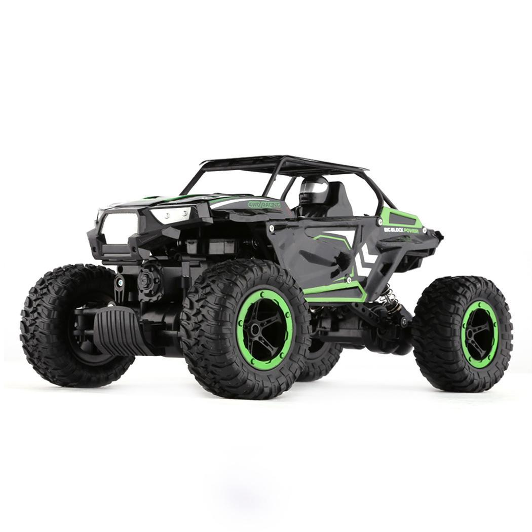 1:14 Enfants Enfants Garçons voiture électrique hors route Auto Intéressant Camion Chargable voitures jouets Ensemble Sur 8 Ans