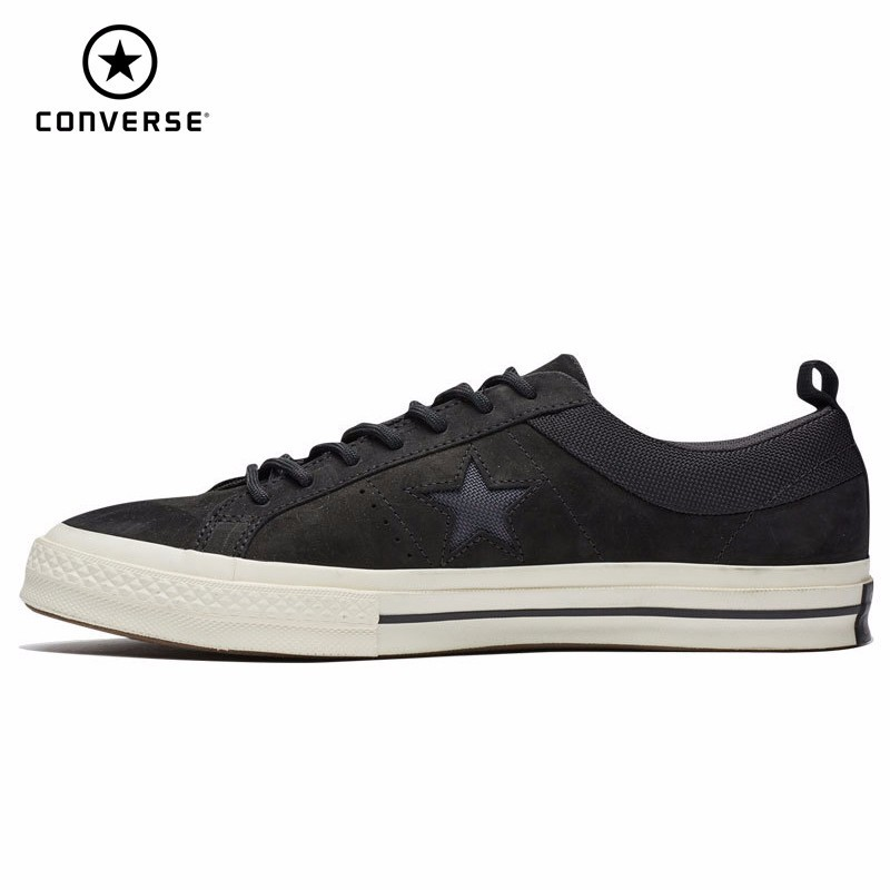 Converse Official One Star Low Help Comfortable Skateboarding Shoes Unisex New Arrival Lace-up Flat Sneaksers #162544CConverse Official One Star Low Help Comfortable Skateboarding Shoes Unisex New Arrival Lace-up Flat Sneaksers #162544C
