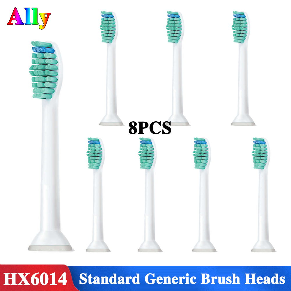 8PCS Electric toothbrush heads Replacement for philips sonicare HX6011 HX6013 HX6014 HX6016 HX6017 HX6311 toothbrush heads8PCS Electric toothbrush heads Replacement for philips sonicare HX6011 HX6013 HX6014 HX6016 HX6017 HX6311 toothbrush heads