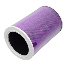 Filtro de ar cartucho filtro elemento para xiaomi mi purificador de ar 1/2/pro/2s 1pc