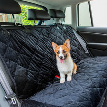 3 Kinds Soft Plush Pet Car Seat Covers Waterproof Durable Interior Travel Accessories Mat for Dogs