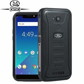 Перейти на Алиэкспресс и купить Guophone X3 IP68 водонепроницаемый мобильный телефон Android 8,1 MTK6739 четырехъядерный 5,5 дюйм4500 мАч 2 ГБ + 16 Гб 8MP 4G LTE смартфон