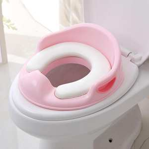 Seat-Ring Training for Kids Port Potty Toilet Safety-Cushion Infant-Care Menino Baby