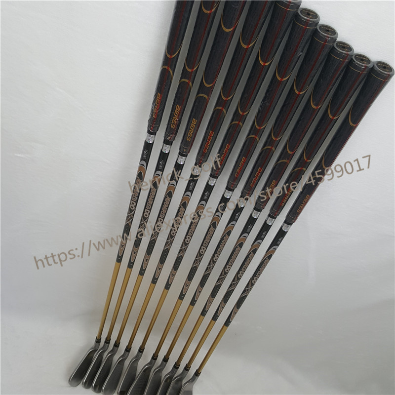 Image 5 - Men's Golf Club Irons Group Honma Bere S 05 Four Star Golf Club (10 Pack) Golf Club Graphite Shaft-in Golf Clubs from Sports & Entertainment