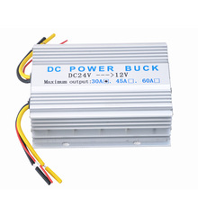 цена на 24V To 12V Car Convertor 30A Voltage Regulator Automotive Transformer Step-Down Transformers Inverter