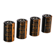 4pcs Audio Electrolytic Capacitor 10000uF 63V 30*50mm Replacement  New High Quality цена 2017