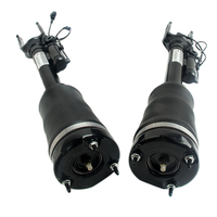 Pair Fit Mercedes M ML Class W164 Front Air Suspension Strut Shock with ADS 164320581388 1643205913 164320591339 164320591360