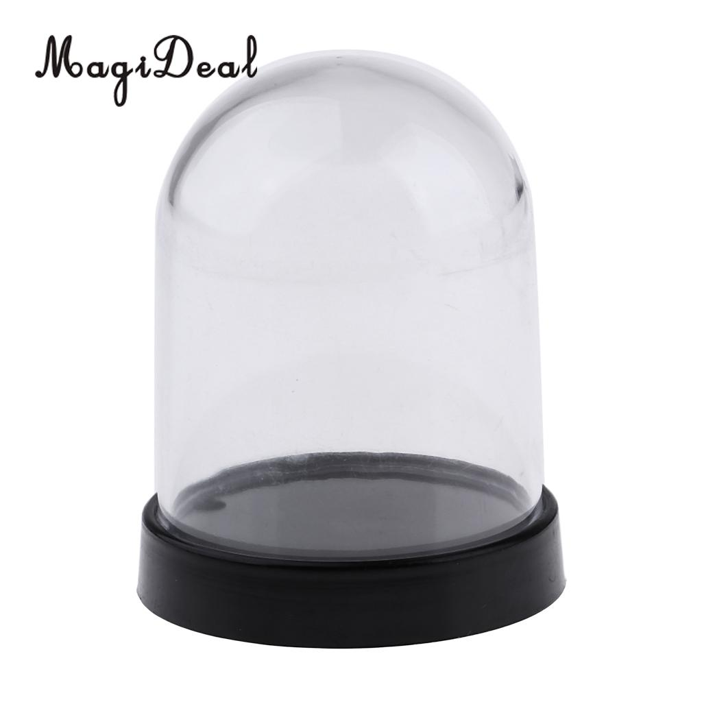 Clear Acrylic Perspex Dustproof Case Box Showcase Mini Diecast Car Toy Display Stand