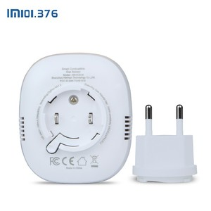 Image 5 - Gaz naturel intelligent Zigbee sans fil, gaz de charbon, détecteur de capteur de fuite de gaz combustible LPG