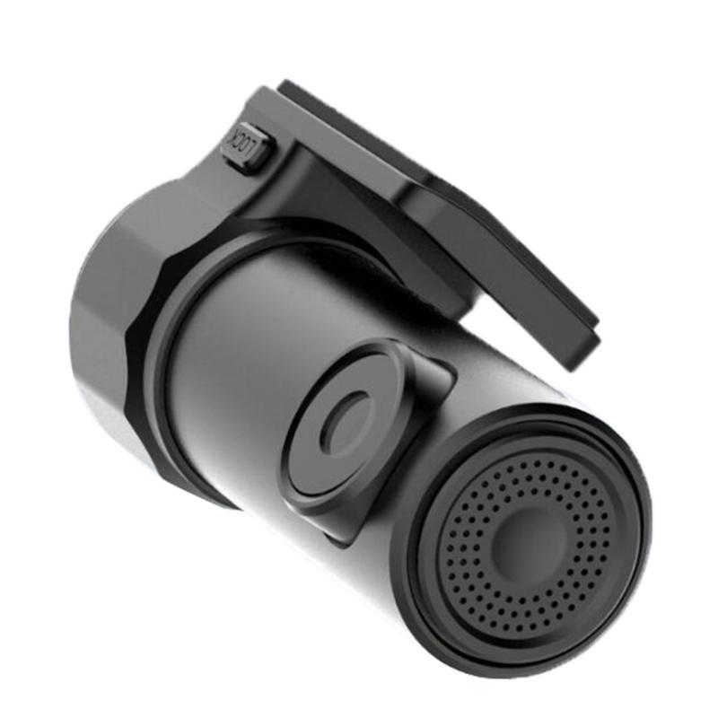 Mini Car Driving Recorder FC106 Wifi HD 1080P 360 Degree Dual Lens Dash Cam Night Vision USB Parking Monitor Car Accessories