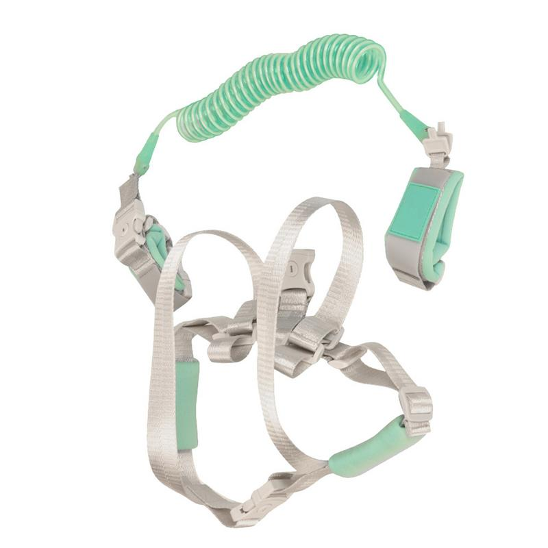 Breathable Child Protection Belt Baby Anti-lost With Traction Rope Dual Purpose Bracelet Prevent Loss Rope Activity Supplies